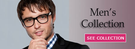 Shop for Men's Eyeglasses