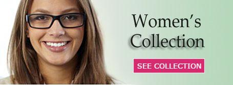 Shop for Women's Eyeglasses