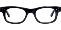 Front view of Brent eyeglass frames