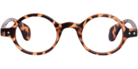 Front view of Holloway eyeglass frames