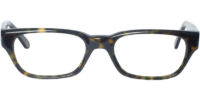 Front view of Lancaster eyeglass frames