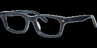 Side view of Brooklyn designer eyeglass frames