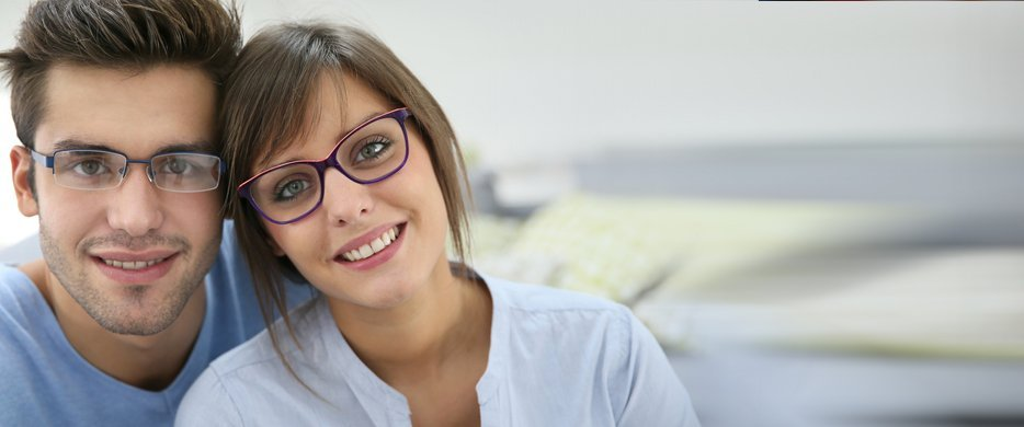 Our stylish and chic eyeglasses include free overnight shipping